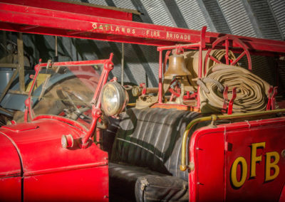 Dodge fire engine