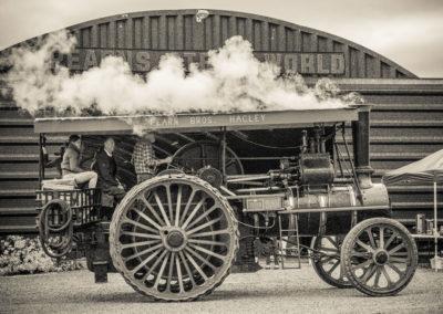 Foden Engine No 2108