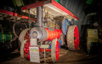 Foden Engine – no 1828