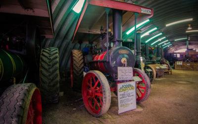 Foden Engine – no 2108