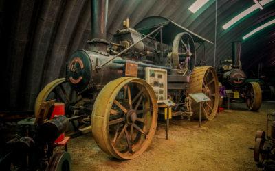 Fowler Engine No 15141