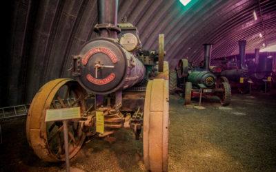 Fowler Engine No 14047