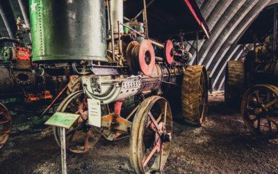 Buffalo Pitts Engine
