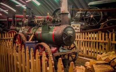 Marshall Engine No 81563