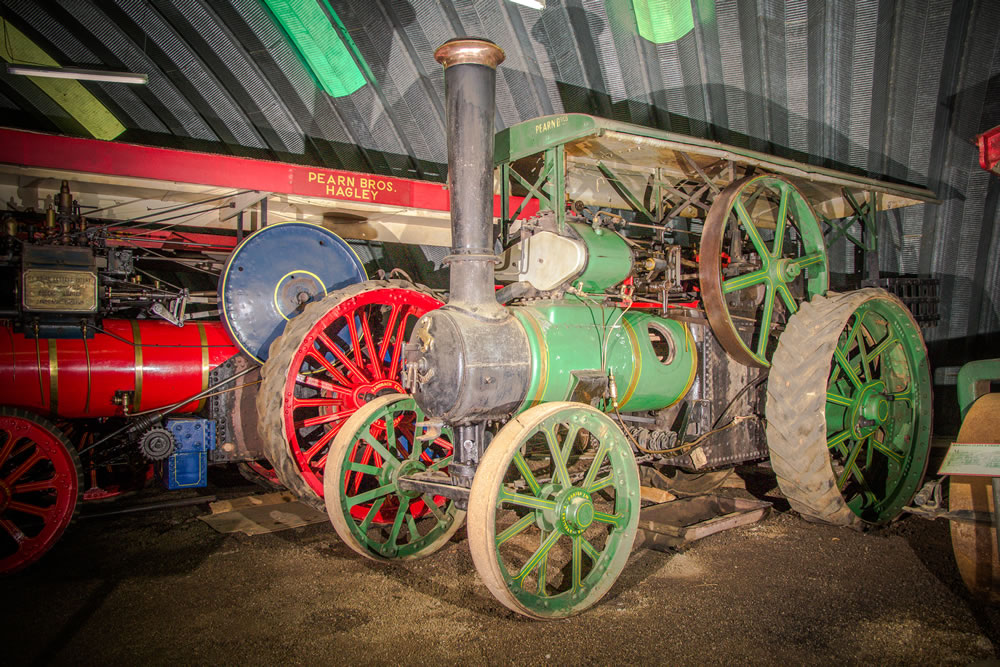 Aveling and Porter No 11733