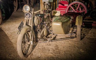 Harley Davidson 1928 Twin Cylinder 1000cc