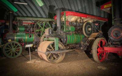 Marshall Roller Engine No 83221